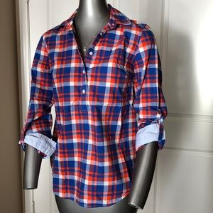 Tommy Hilfiger Plaid Relaxed Fit Shirt
